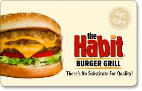 fast food gift cards new gift cards now available habit burger