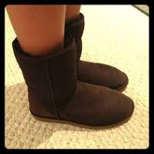 ugg juliette sale authentic ugg juliette chestnut nwt boot and box