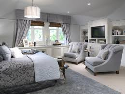 Wood Contemporary Bedroom Set With Metal Legs 20 Stunning Interiors That Mix Metallics Hgtv