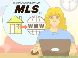 how to list for sale by owner using mls listing with pictures