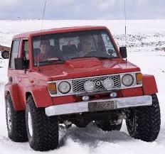 toyota wheelbase 4x4 toyota iceland