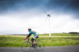 cycling wind earth wind tyre renewable world