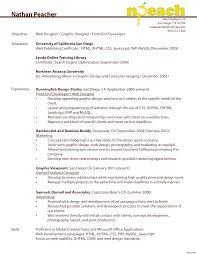 front end developer resume awesome front end developer resume web graceful description