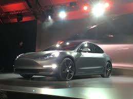 tesla outside tesla model 3 live blog fortune