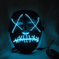 Halloween Neon Costume Aliexpress Buy El Wire Dj Party Festival Halloween Costume