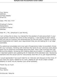 accounting job cover letter 5382