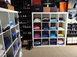 organizing shirts in closet spend money on the wardrobe not the closet