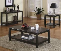 Coaster Living Room  Pack Table Set  Ernies In Coaster - Living room table set
