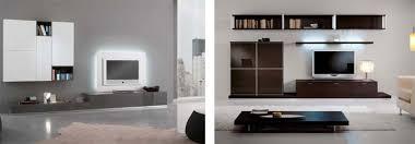 mensole sotto tv luce nei soggiorni estetica e funzione spar