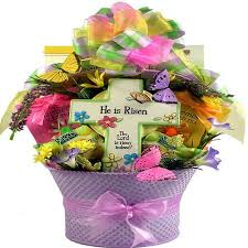 easter baskets delivered easter gift basket for sweet