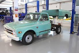 Classic Chevrolet Lifted Trucks - long bed to short bed conversion kit for 1968 chevrolet c10 trucks