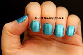 jill hannah u0027s craftacularity patriotic nail art using scotch tape