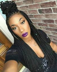 best braiding hair for twists 50 thrilling twist braid styles to try this season