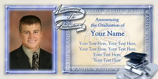 senior graduation announcement templates high school graduation invitations templates gangcraft net