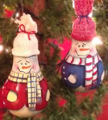 88 best painted light bulbs snowman images on