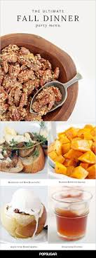 elegant dinner party menu ideas harvest dinner party menu complete menu with recipes and decor idea