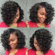 how to do a bob hairstyle with weave cute curly bob sew in this is the rose affect get pricked by a