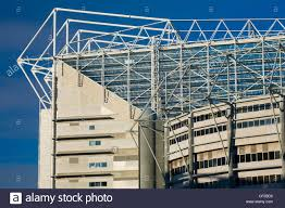 st james u0027s park home to newcastle united fc the cantilever roof