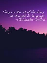 breathtakingly beautiful inspirational quotes about magic