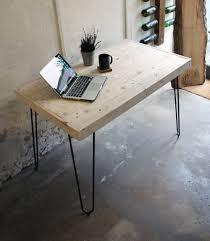 White Wood Desk White Washed Oak Desk Best Home Furniture Decoration