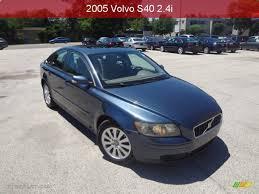 2005 barents blue metallic volvo s40 2 4i 95102715 gtcarlot com