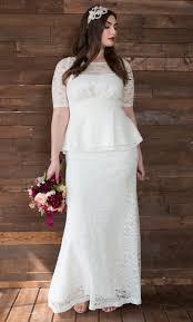 civil wedding dresses plus size wedding dresses for women kiyonna clothing