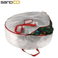 wreath storage bag wreath storage bag