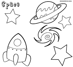 space coloring pages itgod me