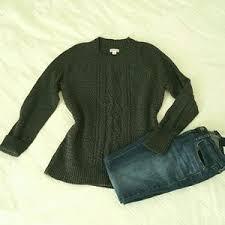 merona sweater merona cable knit sweater oasis fashion