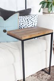 Living Room End Table Decor Best 25 C Table Ideas On Pinterest Used Coffee Tables