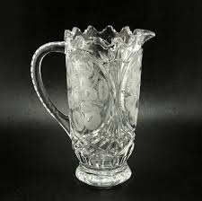 Vintage Waterford Crystal Vases 578 Best Antique Cut Glass Images On Pinterest Waterford Crystal