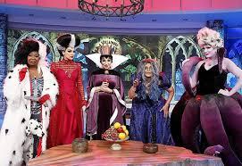 Lil Kim Halloween Costumes Pre Halloween Fun Daytime Talk Show Hosts Evil U0026 Nostalgic
