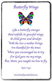 Meaningful Butterfly - butterfly wings by robin fogle butterfly poems quotes