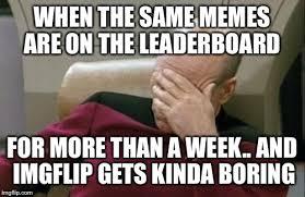 Facepalm Memes - captain picard facepalm meme imgflip