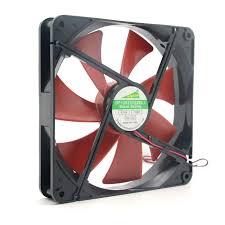 cheap fans silent 140mm pc cooling fans 14cm dc 12v 4d
