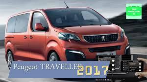 peugeot 2 seater car 2017 peugeot traveller 8 seater mpv for uk youtube