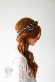 how to wrap wedding hair best 25 flower headband hairstyles ideas on pinterest bridal