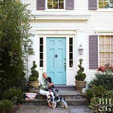 Exterior Door Colors Best Colors For Front Doors