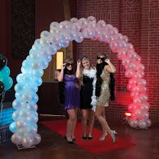 balloon delivery wilmington nc radiant balloon arch shindigz