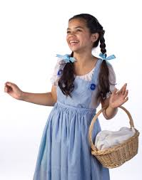 dorothy wizard of oz costume adults cinnabar theater young rep the wizard of oz