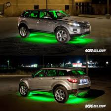 Neon Lights In Cars Interior 3 Million Color 8pc Led Under Car Glow Underbody Neon Lights Kit