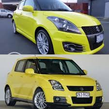 this is the new suzuki swift sport and we have to admit we u0027re a