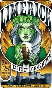limerick international tattoo convention u2022 march 2018