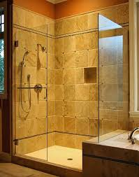 Seamless Glass Shower Door Frameless Glass Shower Doors Maryland Advanced Glass Expert