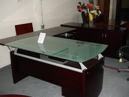 Glass Desk Office Furniture by Furniture 18 Sweet Stunning Modern Glass Desk Tables