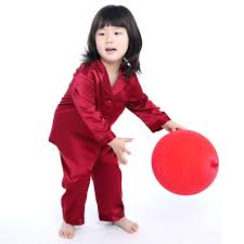 silk pajamas for organic for children