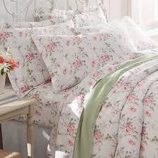 Pink Rose Duvet Cover Set Rose Sheet Set Cabbage Rose Duvet Cover And Sham Orvis