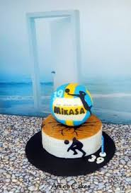 volley cake matilde comple pinterest cake volleyball and