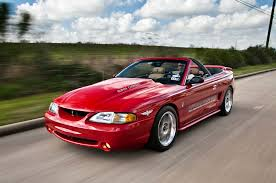 1994 ford mustang cobra specs history of the iconic ford mustang car