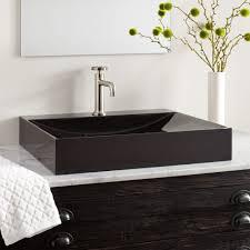 awful granite vessel sinks images concept honed basalt sink